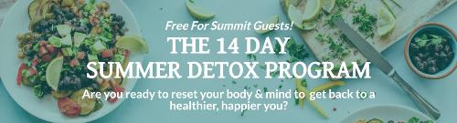 The 14 Day Summer Detox Program