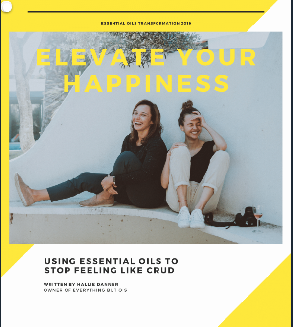 Elevate Your Happiness eBook