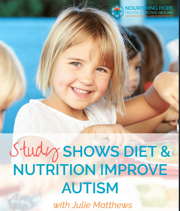 How Diet and Nutrition Improve Anxiety in Autism eBundle
