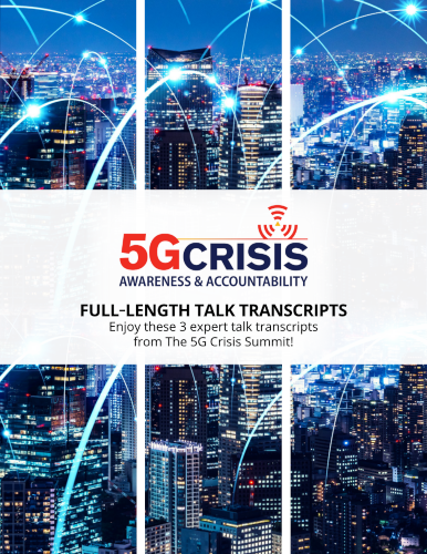 3 Interview Transcripts from The 5G Crisis Summit