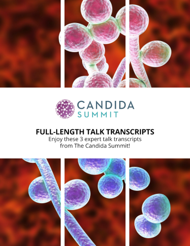 3 Interview Transcripts from The Candida Summit