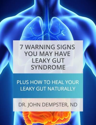 7 Warning Signs You May Have Leaky Gut eGuide