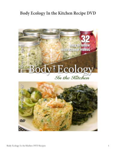 Body Ecology in the Kitchen Video Recipe eCourse