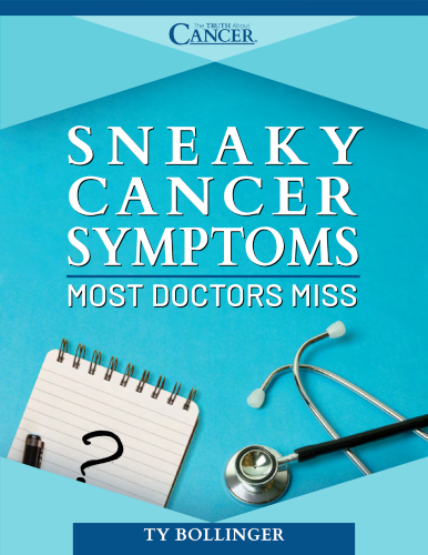 Sneaky Cancer Symptoms Most Doctors Miss eBook