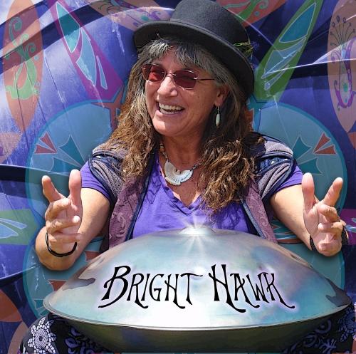 Bright Hawk's Handpan Music & Stories