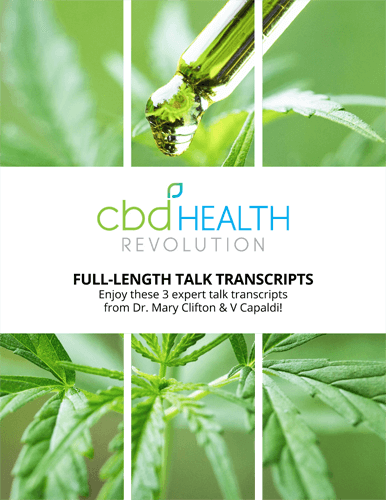 3 Interview Transcripts from The CBD Health Revolution