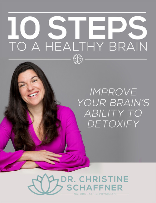 10 Steps to a Healthy Brain eGuide