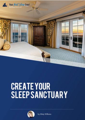 Create Your Sleep Sanctuary eGuide