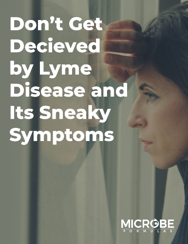 Exposing Chronic Illness: Don't Get Deceived by Lyme Disease and Its Sneaky Symptoms eGuide