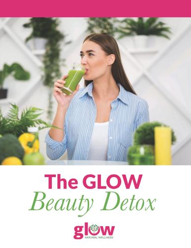 Glow Beauty Detox eBook