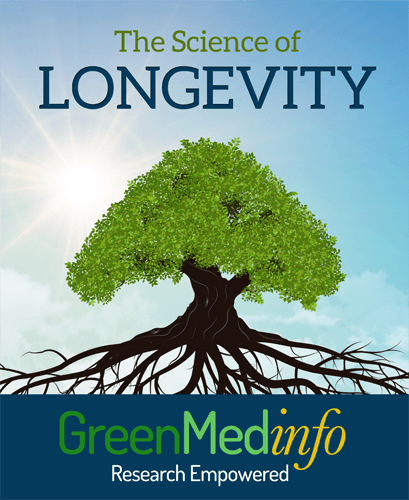 GreenMedInfo's Science of Longevity eReport