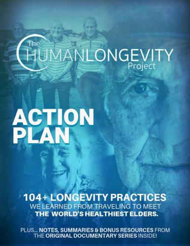Human Longevity Action Plan