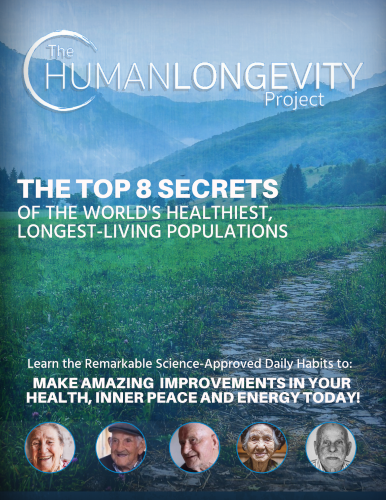 8 Secrets of the World's Healthiest, Longest-Living Populations eGuide