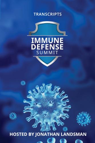 Immune Defense Summit Interview Transcripts eBook (PDF)