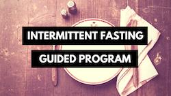 7-Day Intermittent Fasting Challenge Program