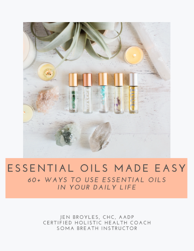 Essential Oils Made Easy: 60+ Ways to Use Essential Oils in Your Daily Life eGuide