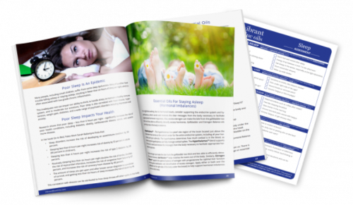 Fix Your Sleep Guide & Personalized Sleep Assessment eBook