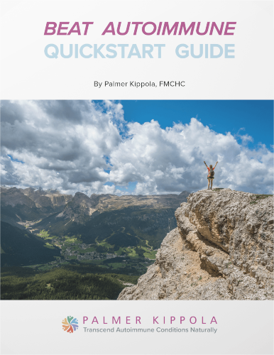 Beat Autoimmune Quickstart eGuide