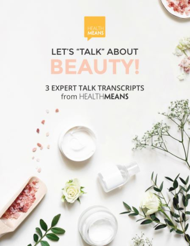 "Let's ""Talk"" About BEAUTY eBook"
