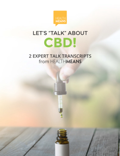 "Let's ""Talk"" About CBD eBook"