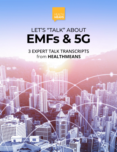 "Let's ""Talk"" About EMF & 5G eBook"