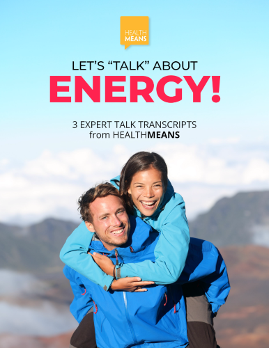 "Let's ""Talk"" About ENERGY eBook"