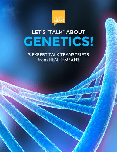 "Let's ""Talk"" About Genetics eBook"