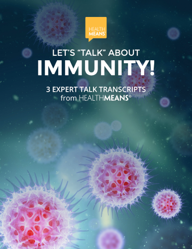 "Let's ""Talk"" About Immunity eBook"