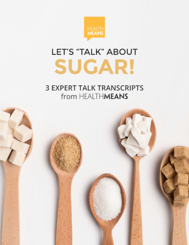 "Let's ""Talk"" About SUGAR eBook"