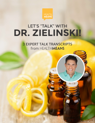 "Let's ""Talk"" with Dr. Zielinski eBook"