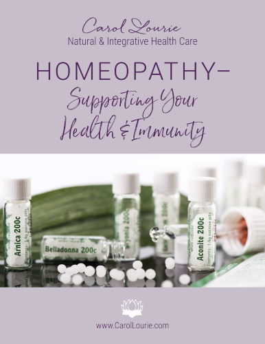 Practice Pandemic Homeopathy - Supporting Your Health and Immunity