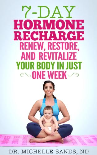 7-Day Hormone Recharge eBundle