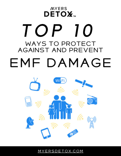 Top 10 Ways to Protect Against and Prevent EMF Damage