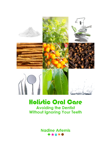 Holistic Oral Care eBook with Nadine Artemis