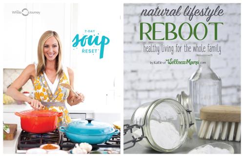 7-Day Soup Reset & Natural Lifestyle Reboot eBundle