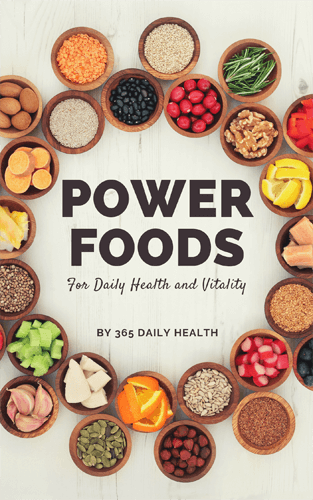 Power Foods for Daily Health and Vitality eBook