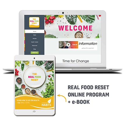 Real Food Reset Program