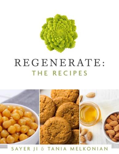 Regenerate: The Recipes eBook