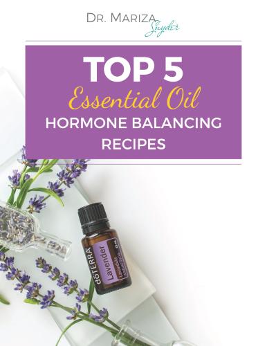 Top 5 Essential Oil Hormone Balancing Recipes