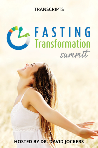 The Fasting Transformation Summit Interview Transcripts eBook (PDF)