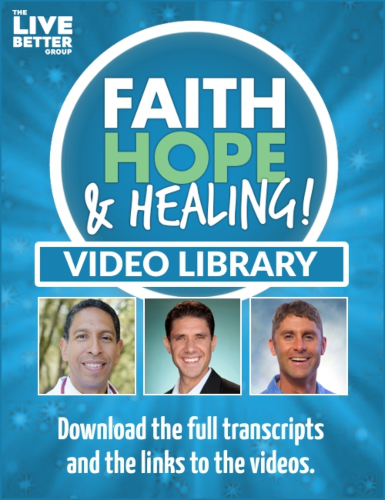 Faith, Hope & Healing eBundle