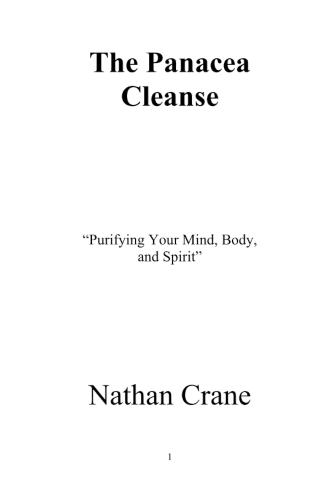 Panacea Cleanse eBook