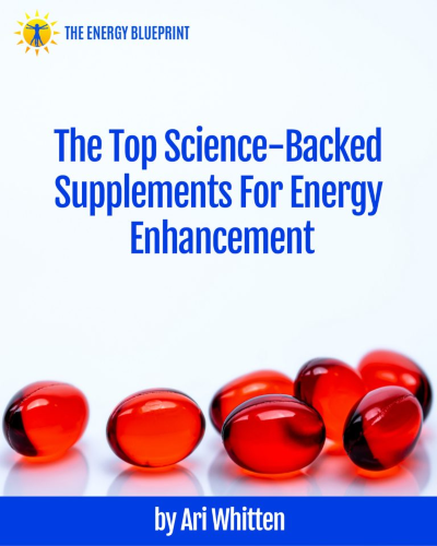 Top Supplements For Energy and Mitochondrial Health