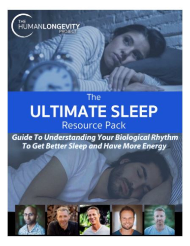The Ultimate Sleep Resource Pack eGuide