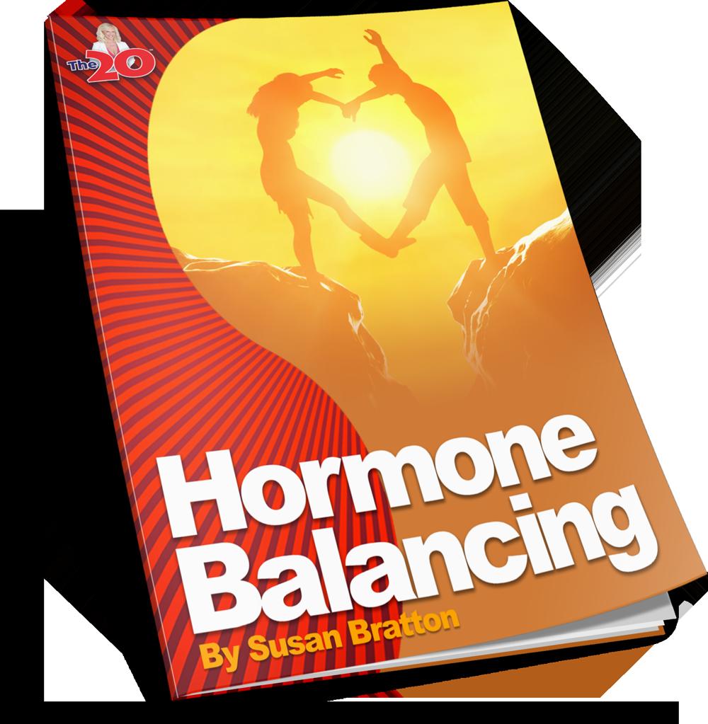 Hormone Balancing eBook