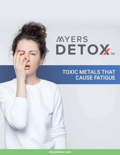 Toxic Metals That Cause Fatigue eGuide