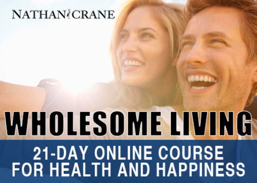 The Wholesome Living eCourse