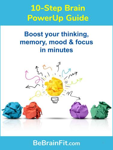 10-Step Brain PowerUp eGuide