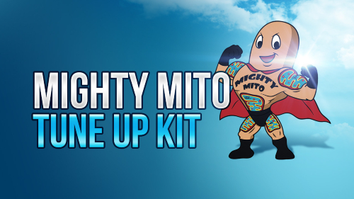 Mighty Mito Tune Up Kit