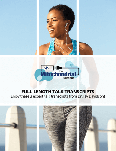 3 Interview Transcripts from The Mitochondrial Summit